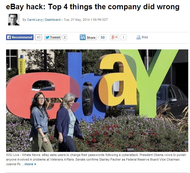 e bay case study As of 2008, ebay reported 857 million active users worldwide and were registering at least 260,000 new users each day.